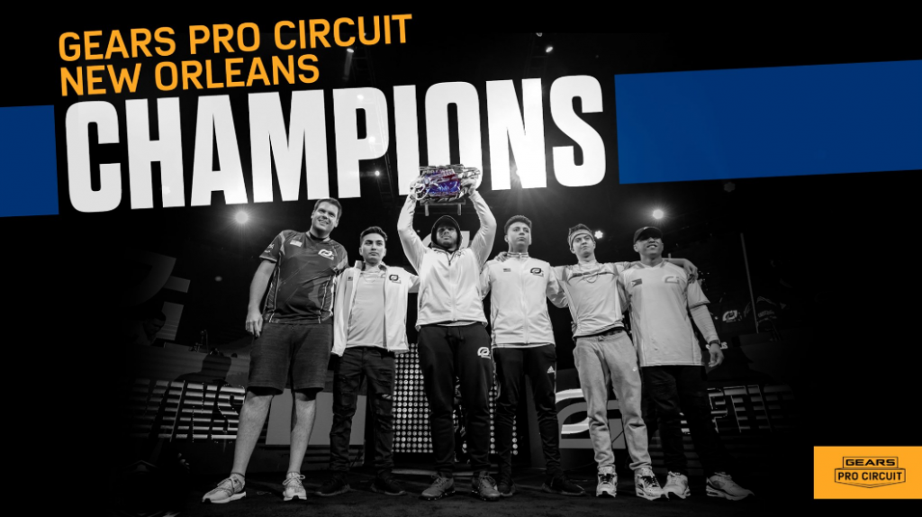 Gears Pro Circuit Season 2 Brings the Hype to NOLA