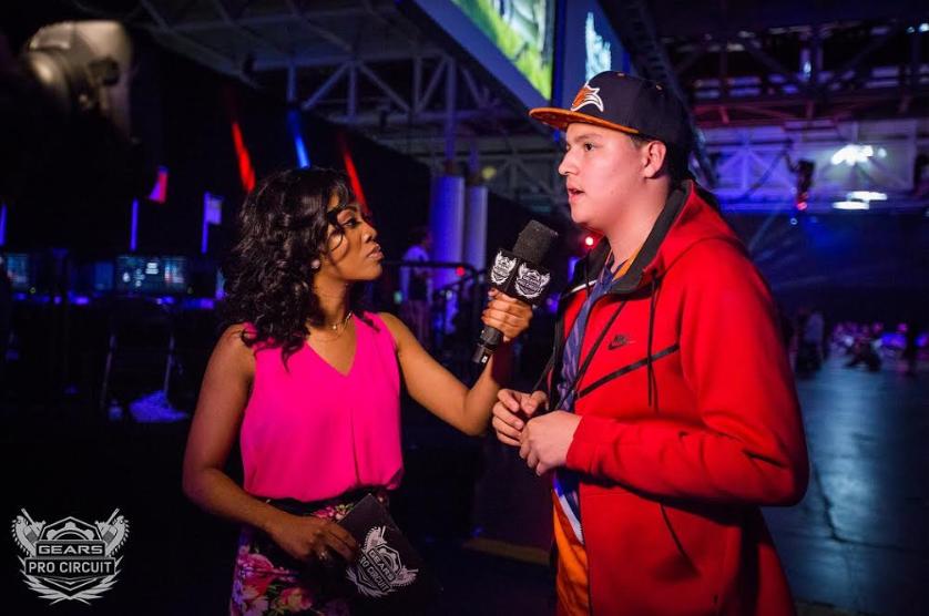 Dedicated Esports Reporter Jourdan Kerl Talks Shop 6 Sugar Gamers