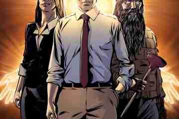 "Meet Xane Daniel and his ""Righteous"" Comic Book Series 8 Sugar Gamers"