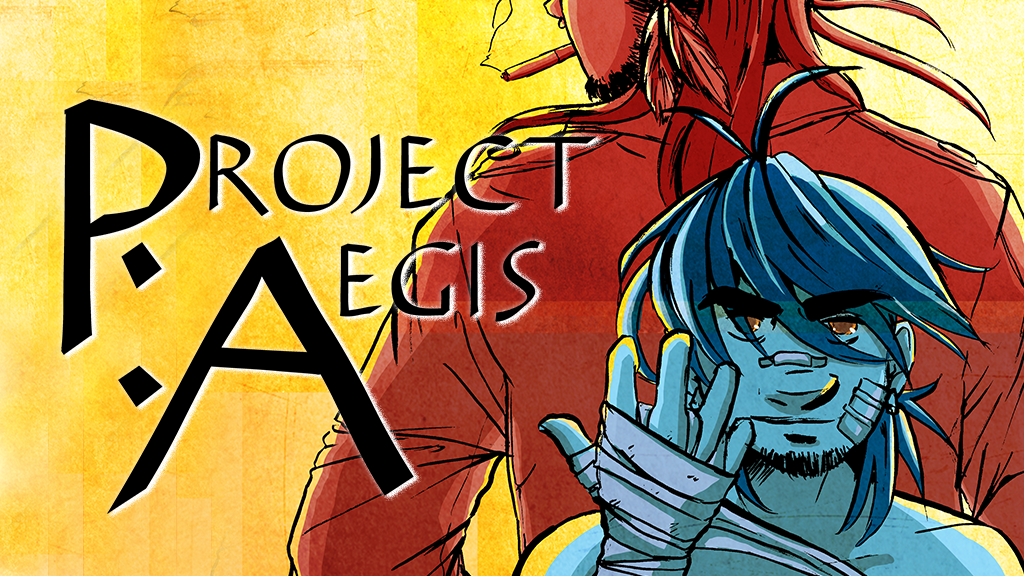 A Chat With Project: AEGIS Comic Creators 8 Sugar Gamers