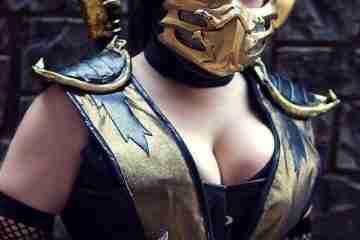Bethany Maddock And Her Killer Cosplays 26 Sugar Gamers