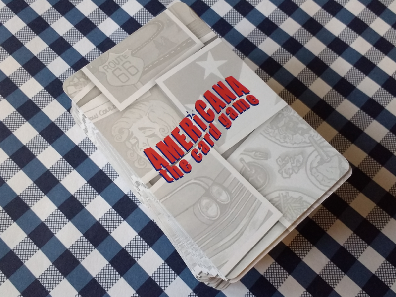 Americana The Card Game is Savage & That's The Point 6 Sugar Gamers