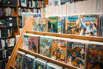 Who Can Revitalize The Comics Industry? 10 Sugar Gamers