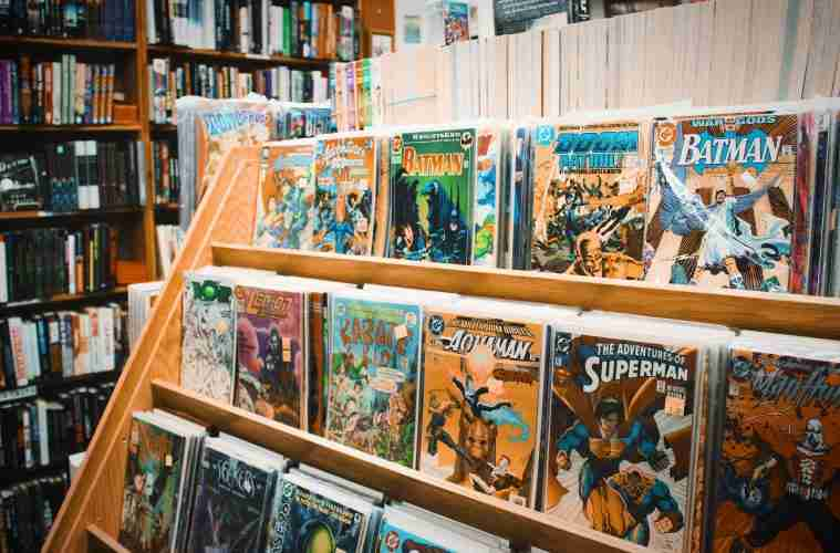 Who Can Revitalize The Comics Industry? 2 Sugar Gamers