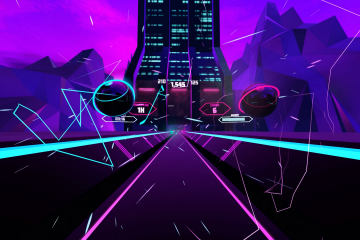 Synth Riders is a Totally Rad Musical VR Experience 20 Sugar Gamers