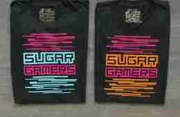 It' TEE Time! Lost Format and Sugar Gamers Join Forces! 16 Sugar Gamers