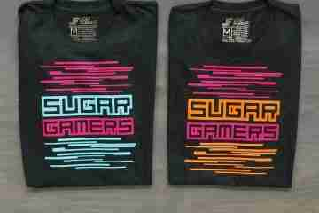 It' TEE Time! Lost Format and Sugar Gamers Join Forces! 2 Sugar Gamers