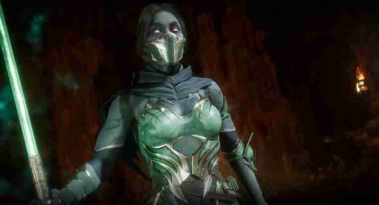 "Mortal Kombat 11 - Jade""s Costume"