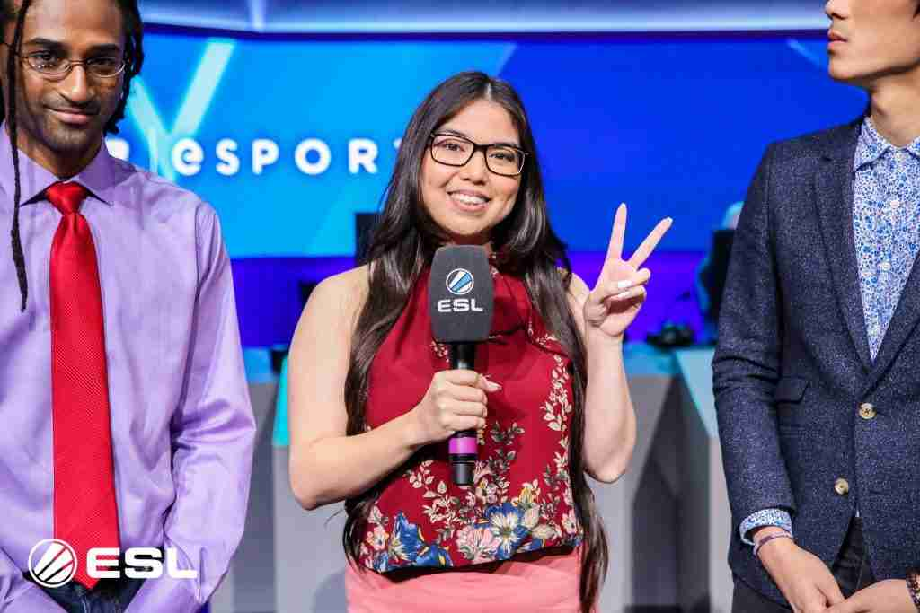 "Make Way For Esports Titan Samantha ""Persia"" Hancock 10 Sugar Gamers"