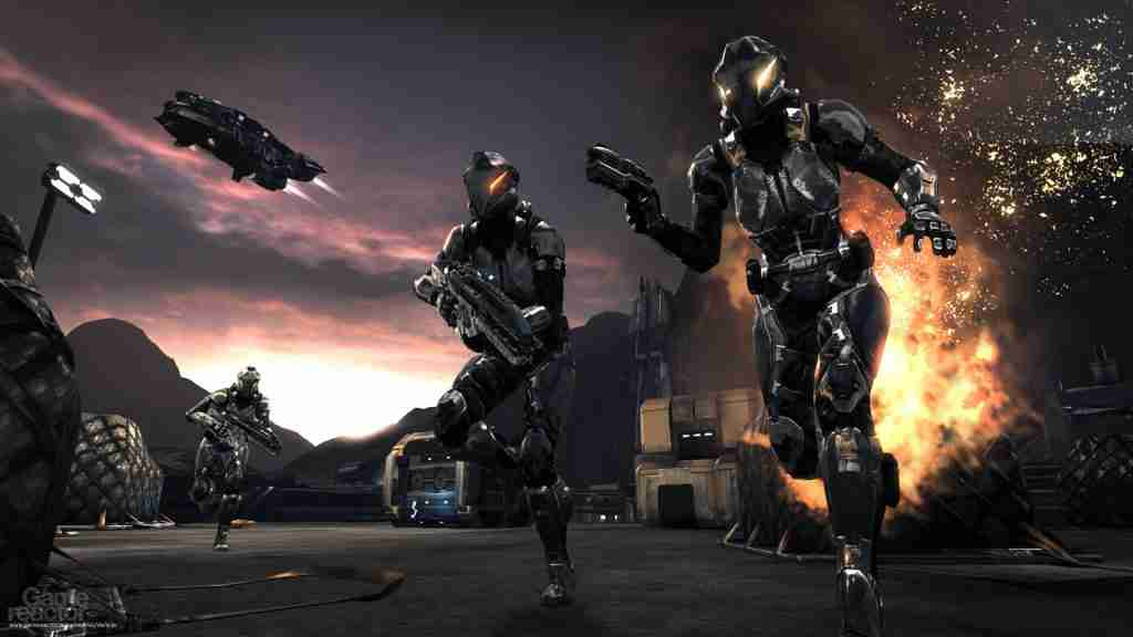 The Lost Ambition of Dust 514 4 Sugar Gamers