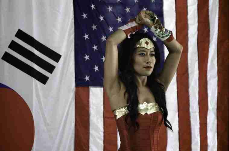 Zara Espinoza - The New Wonder Woman