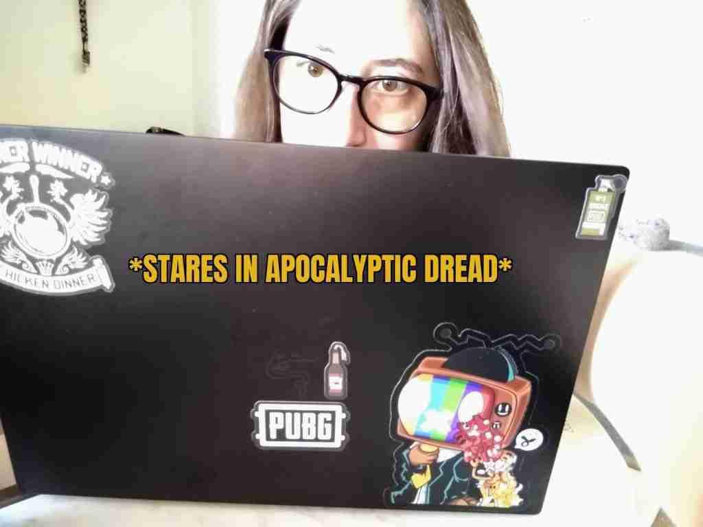 Me, The Pandemic & PUBG 4 Sugar Gamers