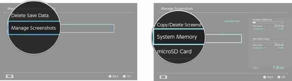 How to Copy Images from Nintendo Switch Internal Memory to a MicroSD Card 6 Sugar Gamers