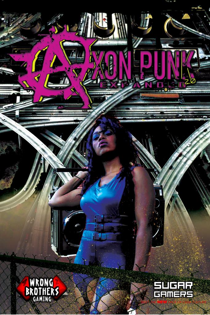 Axon Punk - Reimagining Dystopian Futures 4 Sugar Gamers