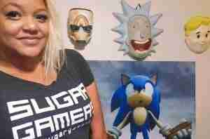 Introducing A new face in the Sugar Gamers team, Esha Todd! 4 Sugar Gamers