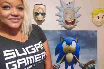 Introducing A new face in the Sugar Gamers team, Esha Todd! 8 Sugar Gamers
