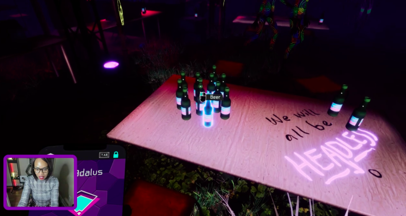Halloween might be over, but we still wanna explore this creepy party 12 Sugar Gamers