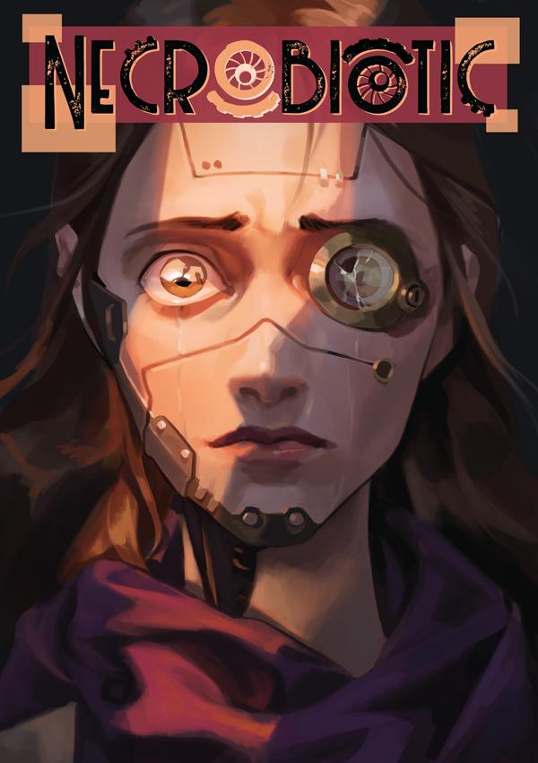 Necrobiotic interview - gorgeous new Indie RPG Live on Kickstarter NOW 4 Sugar Gamers