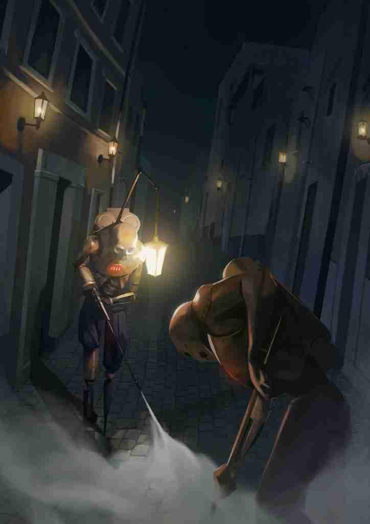 Necrobiotic interview - gorgeous new Indie RPG Live on Kickstarter NOW 10 Sugar Gamers