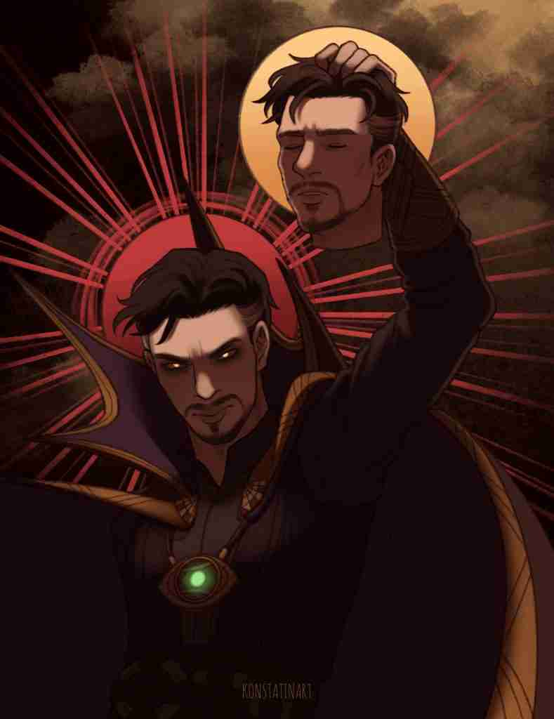 Marvel's What If...? Allows Dr. Strange To Take Us Over To The Dark Side 10 Sugar Gamers