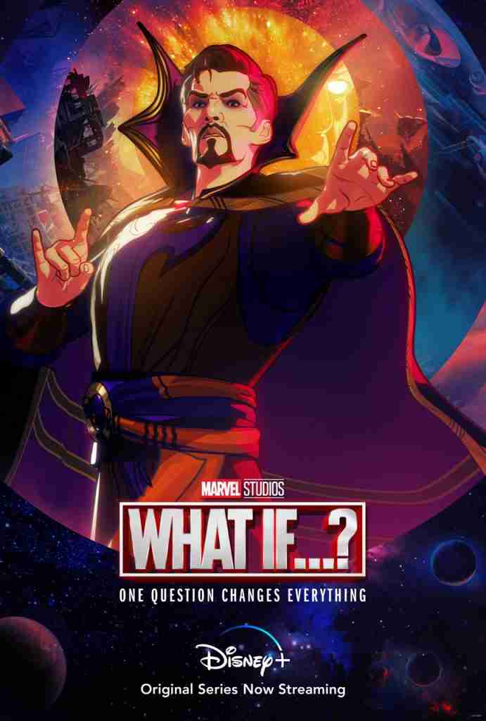 Marvel's What If...? Allows Dr. Strange To Take Us Over To The Dark Side 4 Sugar Gamers