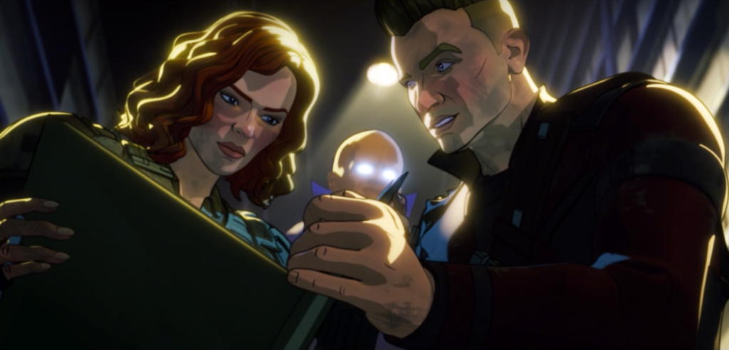 What Happens When Good AI's Go Bad: Marvel's What If Episode 8 2 Sugar Gamers