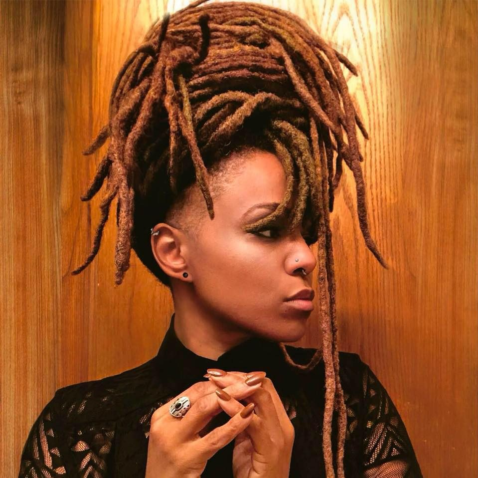 Nikki Lynette - Creative DIrector, performer, producer, writer, and visual artist whose style is equal parts hip hop, alternative, and pop.